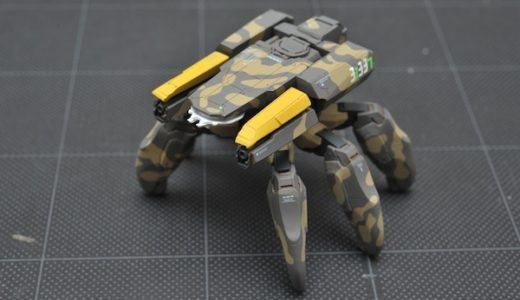 九式多脚式戦闘車両 完成編