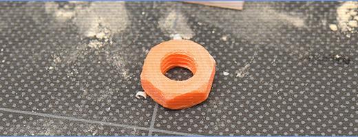 瞬間クリアパテRのこと その3 3Dプリンター・詰まり